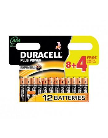 DURACELL P.12 PILAS AAA ALCALINA PLUS - 81240282