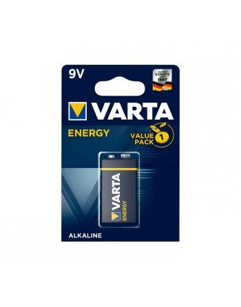 VARTA BLISTER 1 PILA ALCALINA 9V 6LR61 - 4122229411