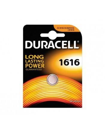 DURACELL BLISTER 1 PILA BOTON CR1616 3V - 758281