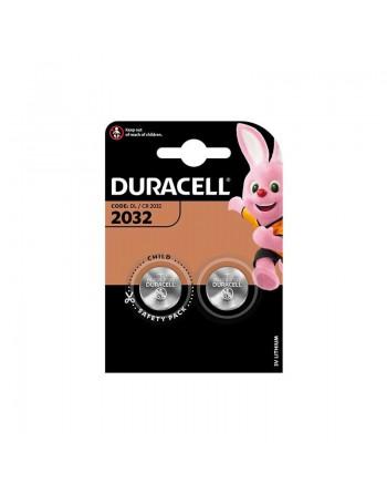 DURACELL BLISTER 2 PILAS BOTON CR2032 3V - DUR20392