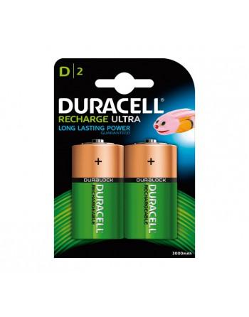 DURACELL BLISTER 2 PILAS RECARGABLES D HR20 - P758419
