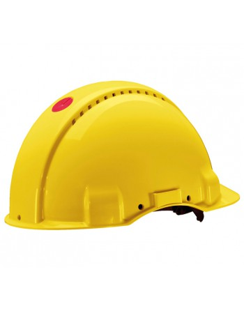 MMC CAPROTECCION ABS PELTOR G3000 AMARILLO - W5209
