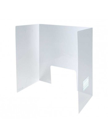 OFFICE BOX MAMPARA PROTECT 50X48CM ANTI-MICROBIAL 98019