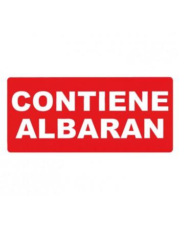 APLI ROLLO 200U. 50X100MM ETIQUETA CONTIENE ALBARAN - 295