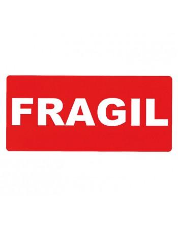 APLI ROLLO 200UN.50X100MM ETIQUETA FRAGIL - 296