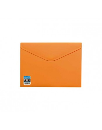 OFFICE BOX SOBRE V-LOCK VELCRO VITAL COLOR A4+ NARANJA - 90118-N