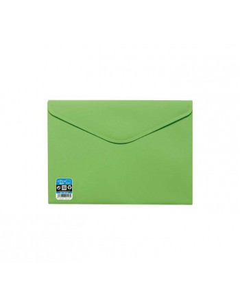 OFFICE BOX SOBRE V-LOCK VELCRO VITAL COLOR A4+ VERDE - 90118-V