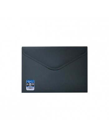OFFICE BOX SOBRE V-LOCK VELCRO VITAL COLOR A5 GRIS - 90418-G