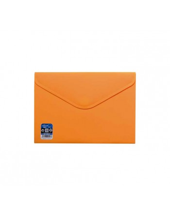 OFFICE BOX SOBRE V-LOCK VELCRO VITAL COLOR A5 NARANJA - 90418-N