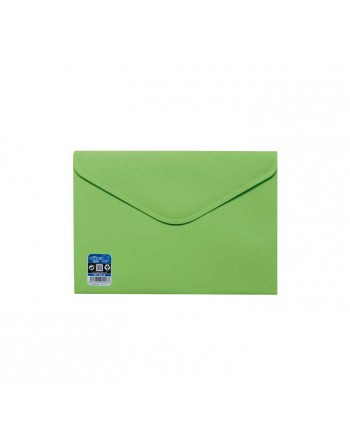 OFFICE BOX SOBRE V-LOCK VELCRO VITAL COLOR A5 VERDE - 90418-V