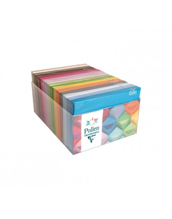 CLAIREFONTAINE 15 PACK X20 SOBRES CL FUNCOLORES SURTIDO C6 LISO - 89001C