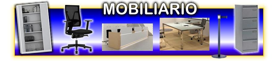 Mobiliario de oficina. mesas, armarios, cajones y bucks. pera la oficina, la clase, sala de juntas i reuniones. Mobiliario metálico: Armarios, archivadores, cajoneras.