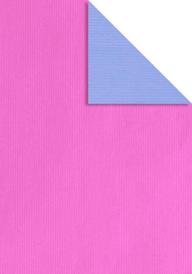 kraft blanc color doble cara rosa cel