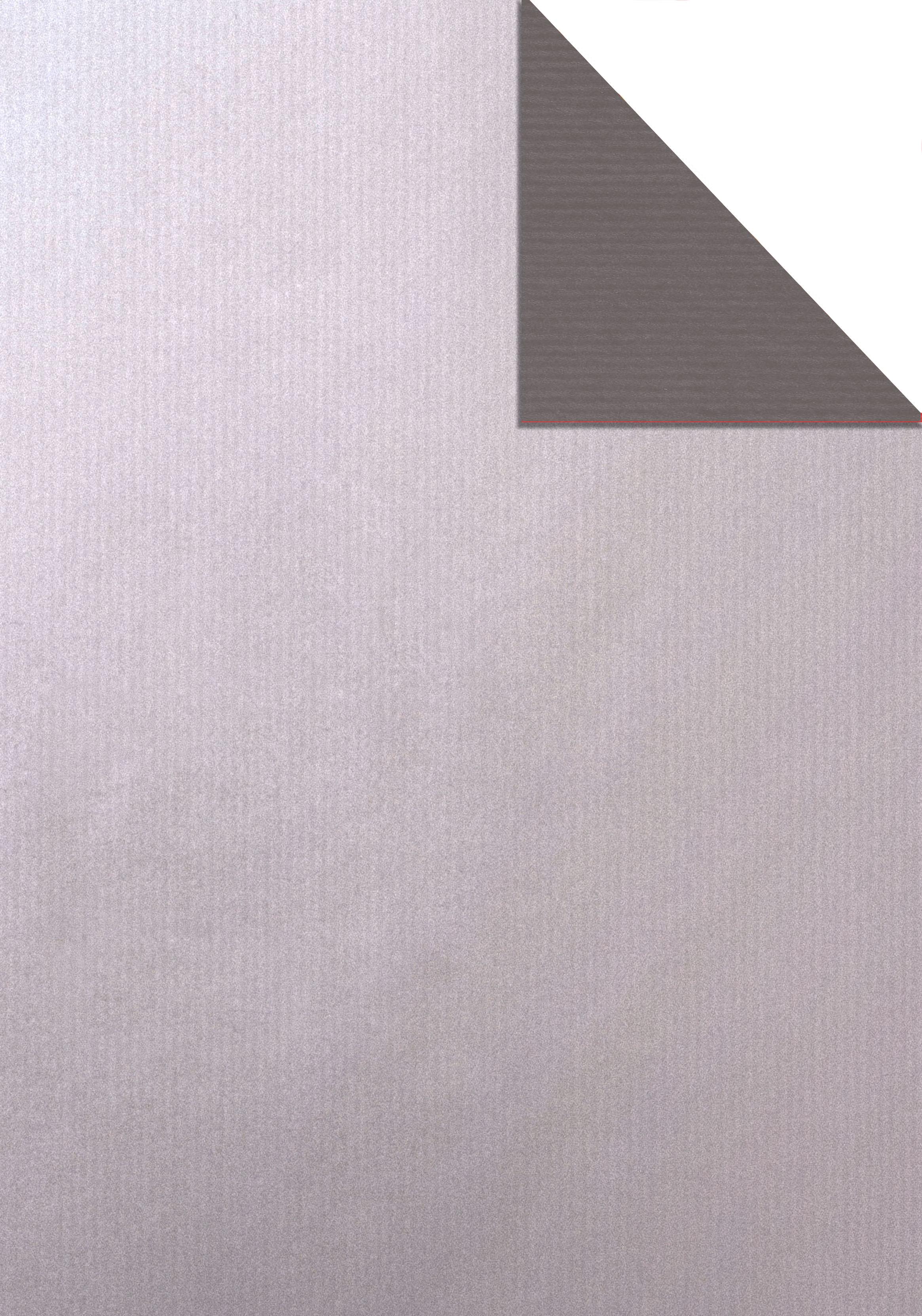 kraft blanc color doble cara plata marengo