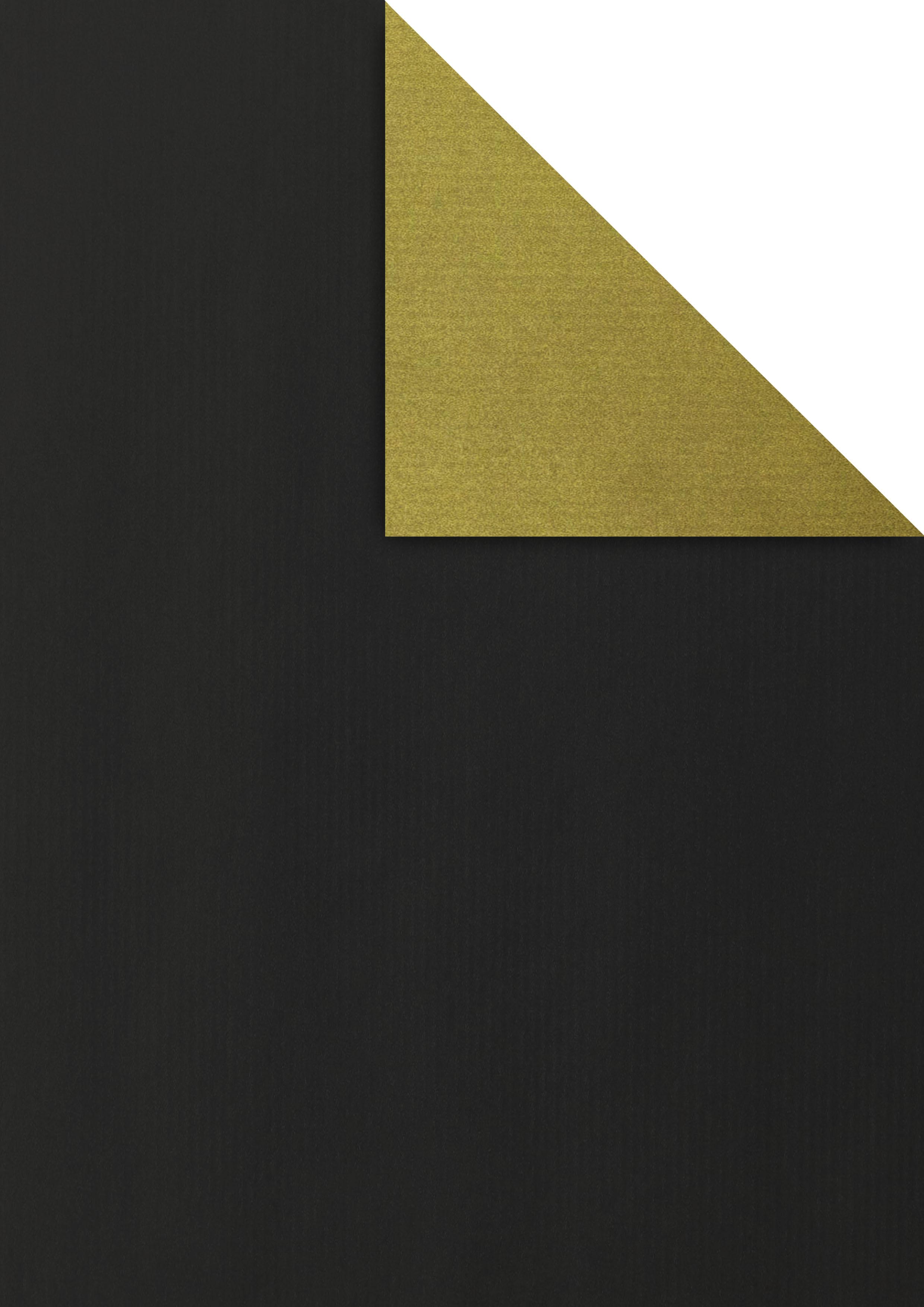 kraft marro doble cara negre or