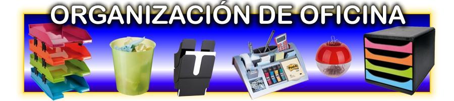 ORGANITZACION DE LA OFICINA